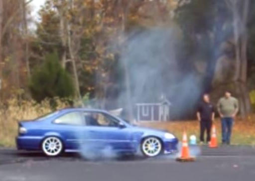 Burning the clutch