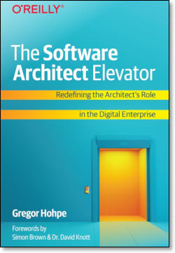 Software Architect Elevator Book Cover